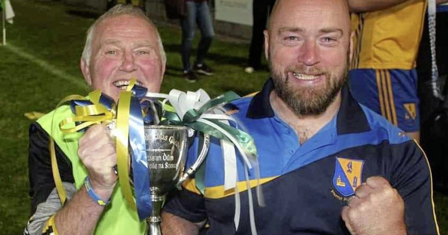 Maiden title for St Paul's GAC, Holywood crowns years of hard work and struggle