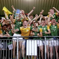Dungannon Clarke's #RefuseToLose and end 64-year wait in Tyrone SFC