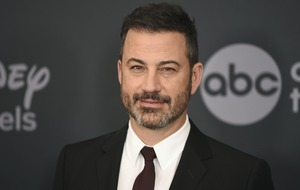 Jimmy Kimmel nods to pandemic and social unrest in intro to Emmys like no other