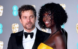 Jodie Turner-Smith reveals hopes of working with husband Joshua Jackson