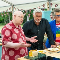 Matt Lucas admits he has 'eating age of a nine-year-old' in Bake Off trailer