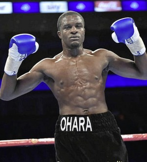 Boxing saved my life, says Ohara Davies, and I'll get Tyrone McKenna 'out of there' in Golden Contract final