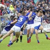 Open draw All-Ireland was worth testing out this year says Monaghan star Conor McCarthy