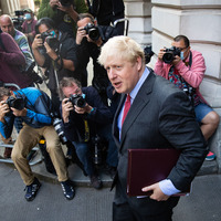 Boris Johnson forced to abandon his drive to get Britons back to the workplace