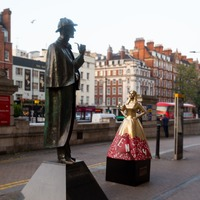 Statues erected to celebrate sisters overshadowed by more famous brothers