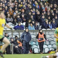 Jim McCorry: strong competition for Armagh attacking places
