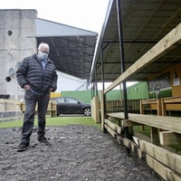 Arson attack on Casement Social Club 'an attack on the community'