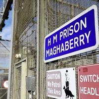 Maghaberry hunger strike support protest planned