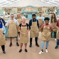 First contestant axed from Bake Off as show returns with dropped cakes and tears