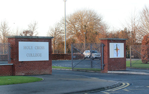 Holy Cross College in Strabane closes after Covid-19 outbreak