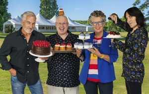 Great British Bake Off delivers a ratings rise