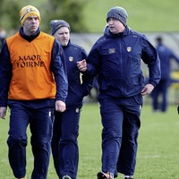 Club and county schedules struck the right balance: Antrim hurling boss Darren Gleeson