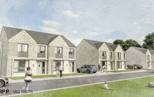Bid launched for new social housing scheme in Strabane