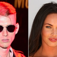 Machine Gun Kelly says it was love at first sight with Megan Fox