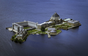 Lough Derg's pilgrim spirit undeterred by pandemic