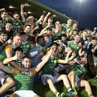 Enda McGinley: Oh, what a night. Thanks to Ulster GAA clubs for magic championship memories