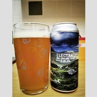 Craft Beer: Electra and Brimstone, double and sessions IPA from Mourne Mountain