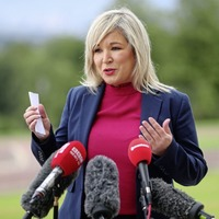Covid -19: Michelle O'Neill self-isolating after family member tests positive