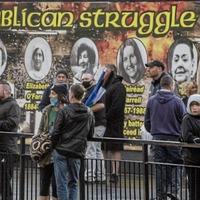 Vigil held in Derry in support of hunger striking prisoners