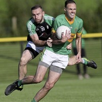 Antrim's Ricky Johnston keen to put county final heartache to one side