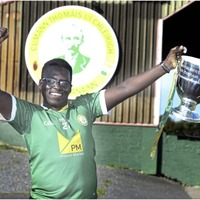 Pedro Gomes - Dungannon Clarke's number one fan