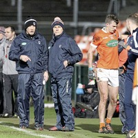 'I wouldn't go into the football environment with Armagh unless it was safe: Jim McCorry