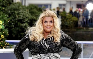 Sleb Safari: Gemma Collins nominated for a Nobel Peace Prize