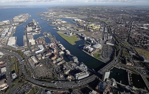 Plans announced for 5G 'ecosystem' within Belfast Harbour