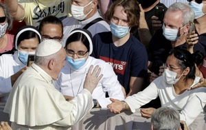 William Scholes: Pope's pandemic encyclical a counter-cultural call to 'common belonging'
