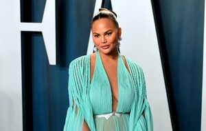 Pregnant Chrissy Teigen shares ultrasound of her 'sweet, strong boy'