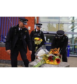 Police officer shot dead in south London was 'long-serving sergeant'