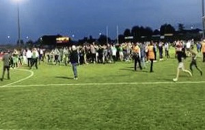 Council rejects proposal to withdraw funding from the GAA following pitch invasion
