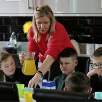 Principal warns `nurture' group in jeopardy due to missed funding