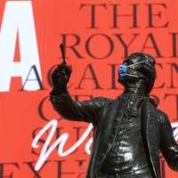 Royal Academy's delayed Summer Exhibition opens for autumn