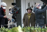 Brenda Blethyn resumes filming Vera as crew wear masks and face shields