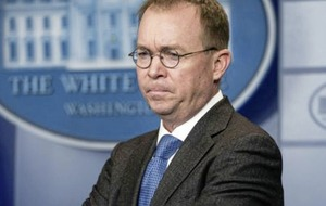Donald Trump's special envoy to Northern Ireland Mick Mulvaney resigns