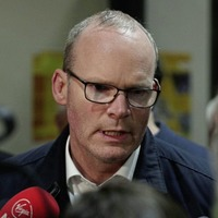 Brexit talks will collapse without progress on fishing, Simon Coveney warns