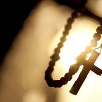 Archbishop appeals for families to 'cling to the Rosary' amid Covid-19