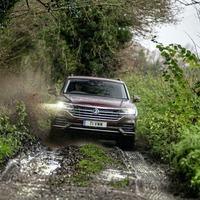 Volkswagen Touareg: Big SUV an admirable contender