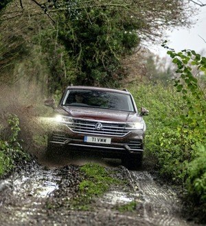 Volkswagen Touareg: Big SUV an admirable contender