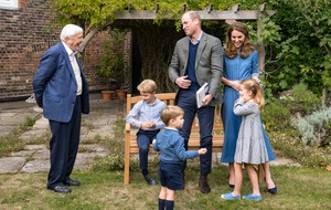 Malta may seek return of Prince George's shark tooth present