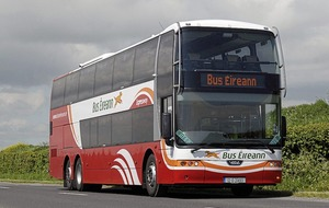 Bus Éireann to suspend Dublin-Belfast service due to Covid-19 pressures