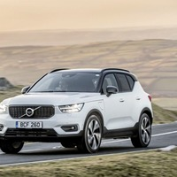 Volvo adds a second plug-in hybrid to XC40 range