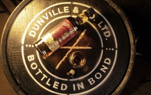 Dunville's Irish Whiskey in latest limited edition release - at £199 a bottle