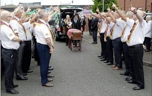 DUP says rules should be followed after large crowds attend funeral of Apprentice Boy