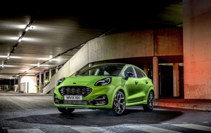 Ford gives high performance ST treatment to Puma