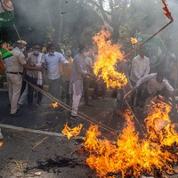 Anger in India after 19-year-old woman dies two weeks after gang rape