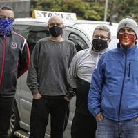 Taxi drivers appeal for financial help