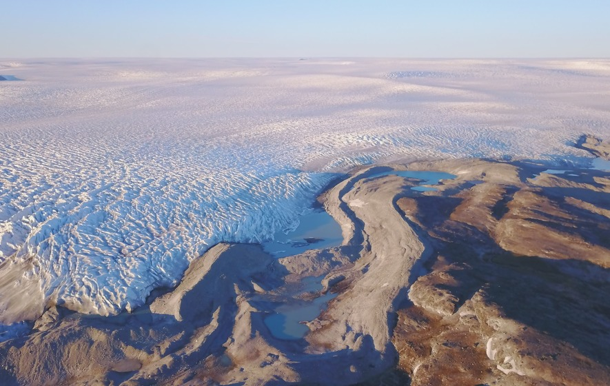 Greenland on course for fastest rate of ice loss in 12,000 years