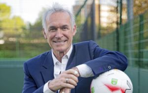 TV's Dr Hilary Jones talks Covid, passion and being a 'pin-up'